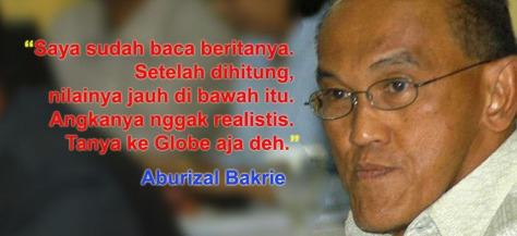 Aburizal Bakrie