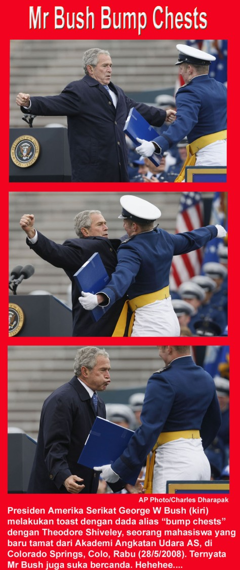 Presiden AS George W Bush