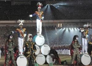 Perayaan Harkitnas di Gelora Bung Karno, Jakarta