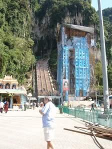 Bukit Batu Cave di Selangor