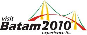 Logo Visit Batam 2010
