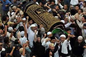 Jenazah Imam Samudra