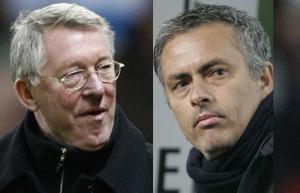 Fergie & Mourinho