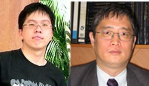 David Hartanto dan Prof Chan