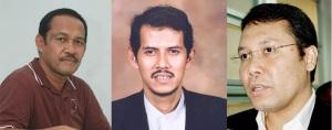 Abdul Hadi, Anggito, dan Rama Pratama