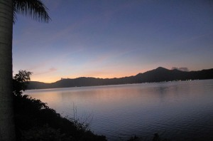 Danau Tondano di Minahasa