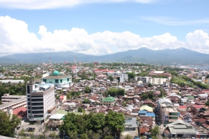 Pemandangan Kota Manado