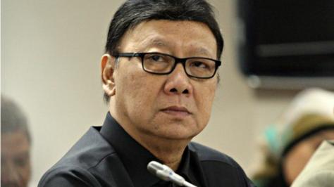 Menteri Dalam Negeri Tjahjo Kumolo (Foto: tjahjokumolo.com)
