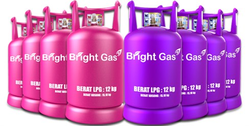 Bright Gas 12 Kg (Foto: Pertamina.com)