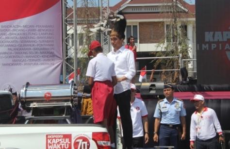 Jokowi-Kapsulwaktu
